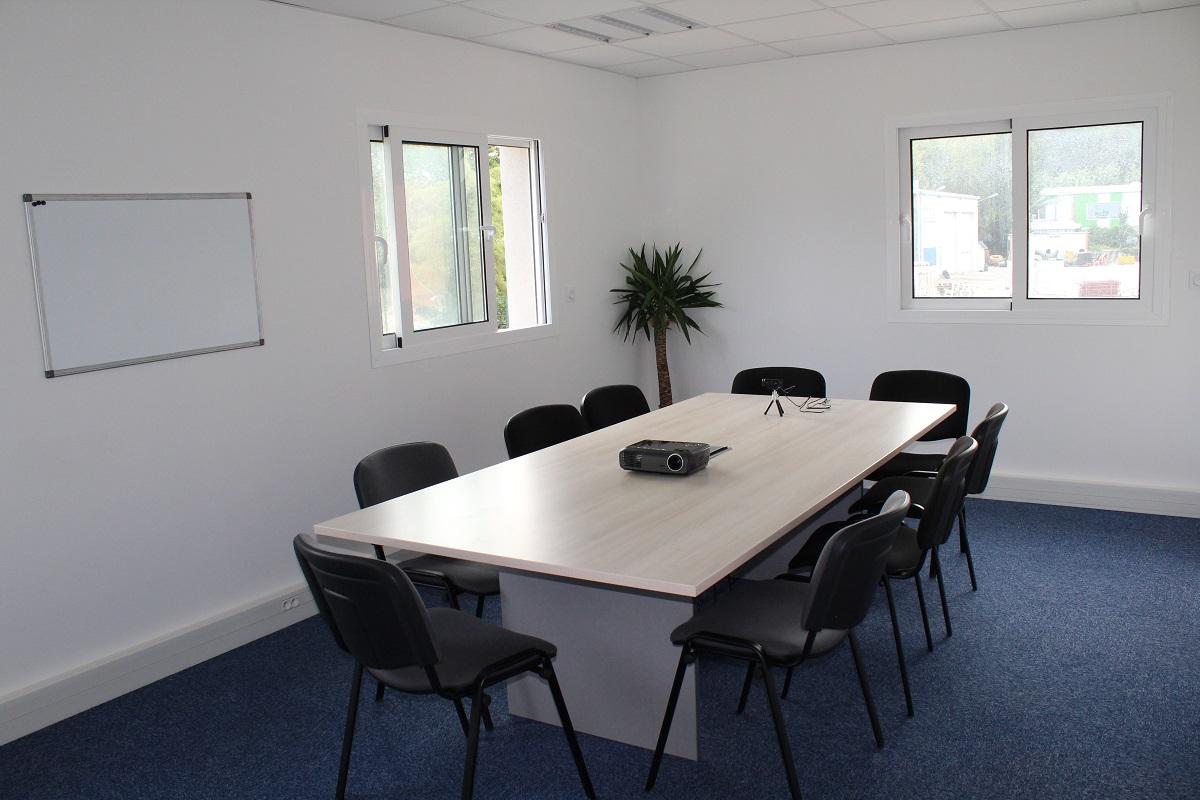 salle de réunion Rives